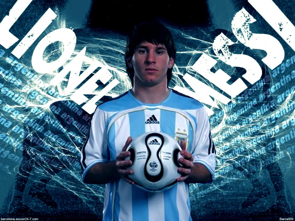 Lionel Messi - Photo Actress