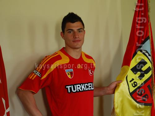 James Troisi - Kayserispor - Juventus