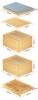 Kovanlar TSE 3409 nolu kovan standardına uygun.  200 adet polen tuzaklı kovan resimdeki ölçülerde olmalıdır.