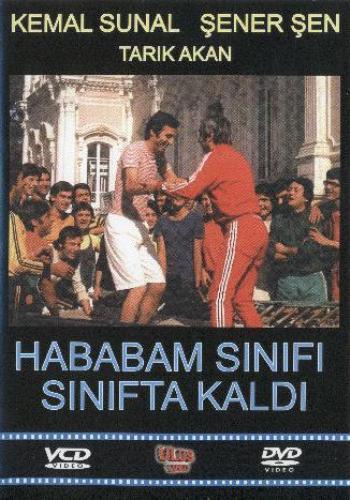 Hababam Sınıfı Sınıfta Kaldı izle – Kemal Sunal Filmleri Full izle