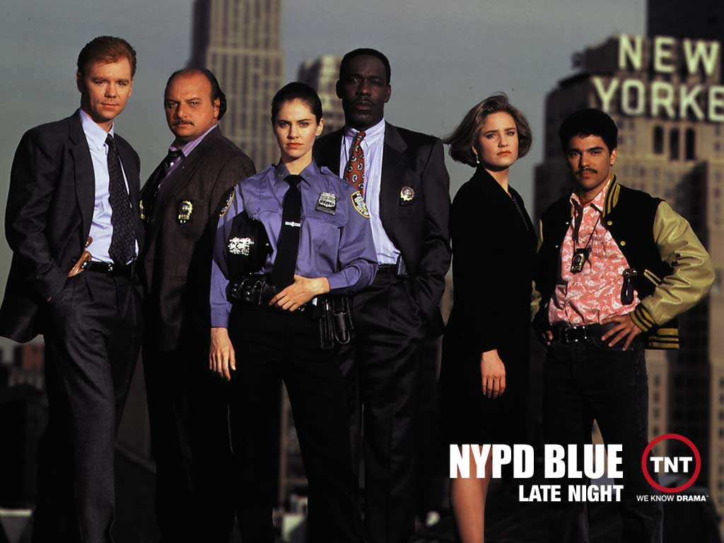 Nathan 39 s media nypd blue case study for Tv shows to see in new york