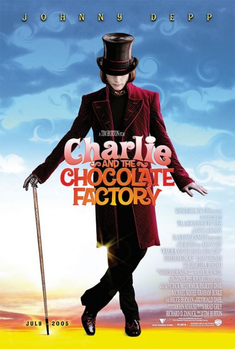 charlie and the chocolate factory resim 2