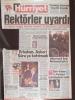 28 şubat manşetleri